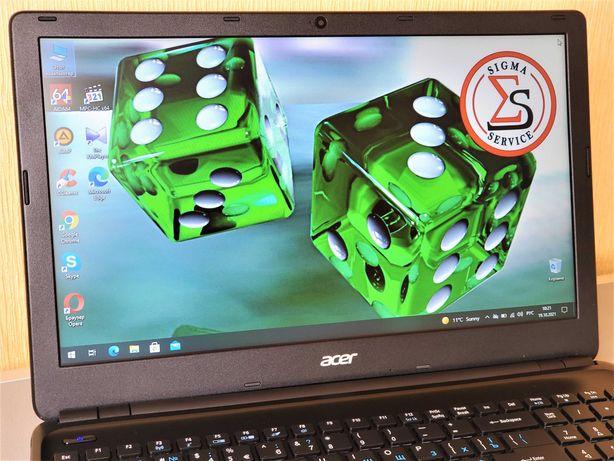 Современный ноутбук ACER ASPIRE. Европа Тонкий изящный корпус. Магазин