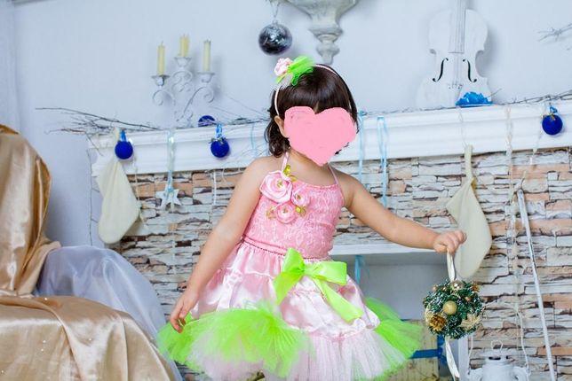 Продам нарядный костюм (юбка,топик,обруч)для фотосесии