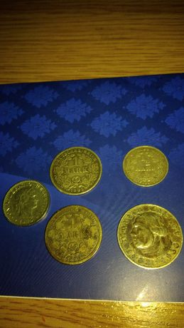 Niemcy Trzecia Rzesza 2 Marki 1933 Martin Luther 1483 rok 1933