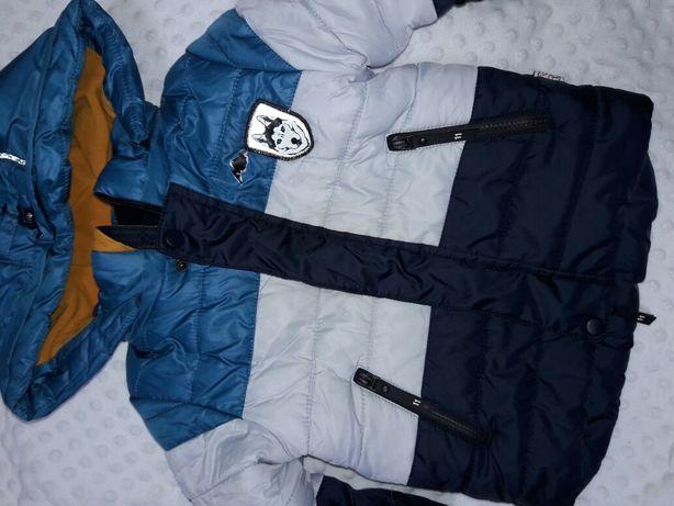 Зимова куртка і штани Goldy Evolution