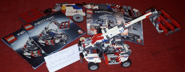Lego Technic 8071