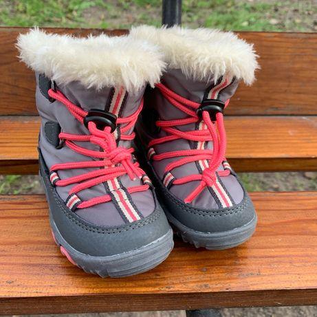 Сапоги ботинки lupilu