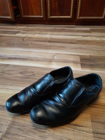 Туфлі на хлопчика 38 розмір. Шкіра.