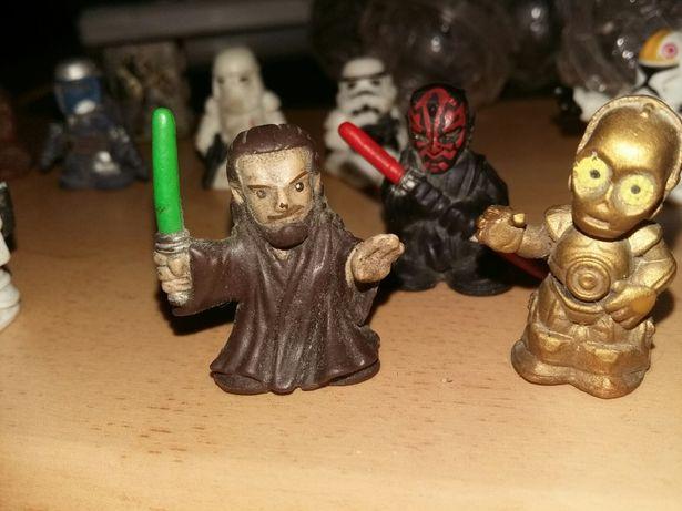 Figurki Star Wars, statki kosmiczne i kapsuły
