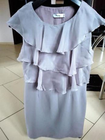 sukienka elegancka rozm. 38.