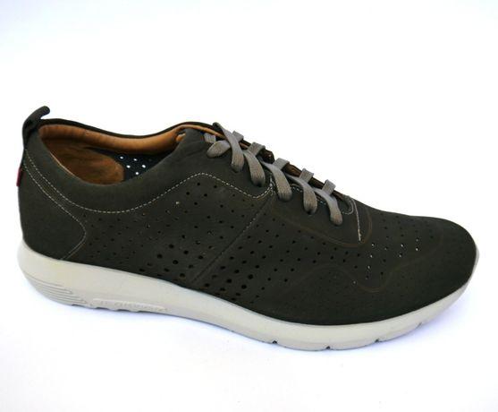 Мужские летние туфли кроссовки кожа Marc Joseph оригинал 40 45