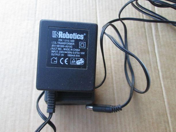 AC Adapter USRobotics 9V 1A A41-091000-A010G