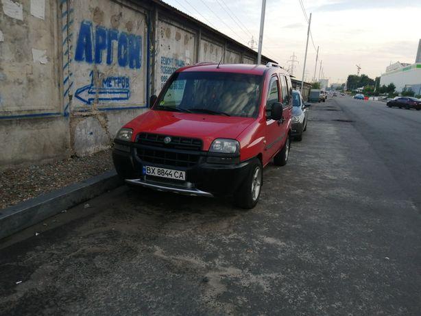 Fiat Doblo(Фіат Добло) 1.9jtd