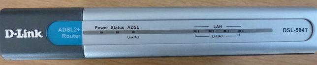 Router D-Link DSL-584T ADSL2+