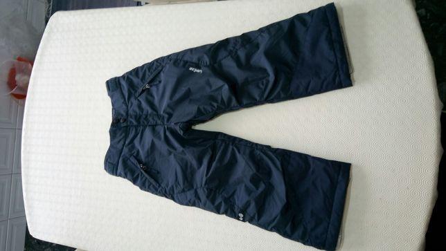 Calças Neve ou Esqui, Para Menino +/- 6 Anos, Azul Escuro