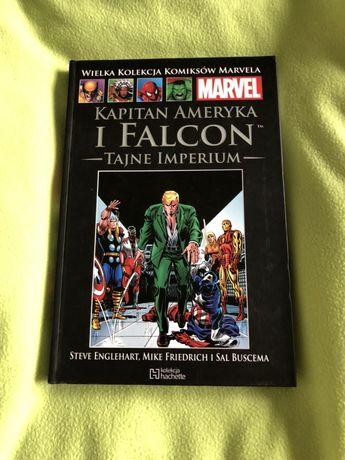 Komiks Marvel-Kapitan Ameryka