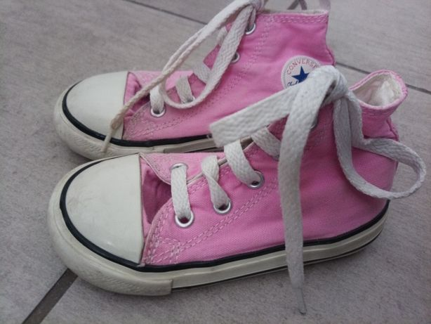 Buty  trampki Converse dziewczęce 23