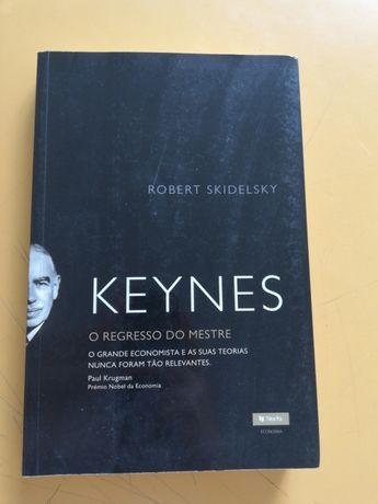 Keynes o Regresso do Mestre