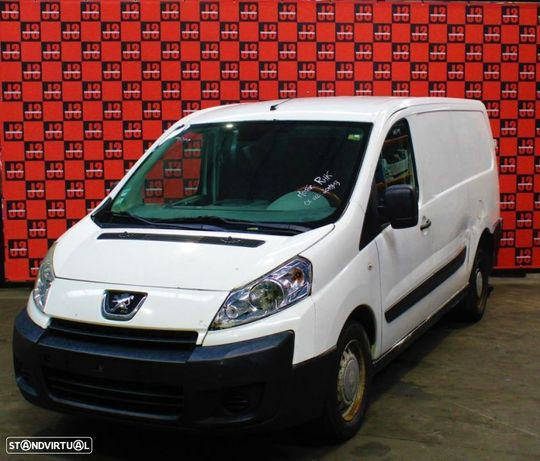 Viatura para PEÇAS Peugeot Expert 2.0 HDI 09´