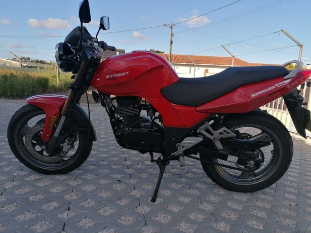 Mota kreidler 125 cc