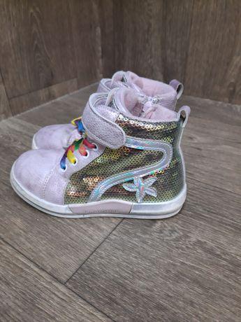 Ботинки, демисезонные ботинки, ботинки для девочки