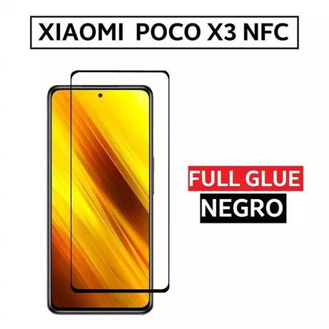 Película Vidro  Full Screen Xiaomi Poco X3/ X3 NFC /X3 Pró/ Mi 11 Lite