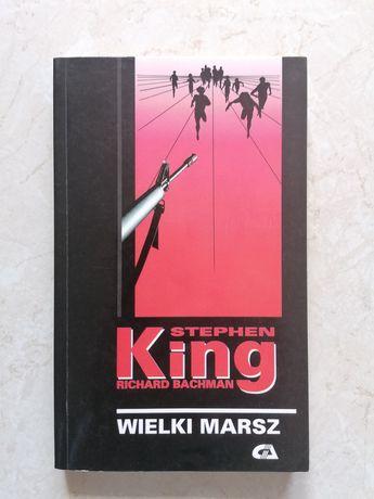 WIELKI MARSZ, BDB! Stephen King jako Richard Bachman