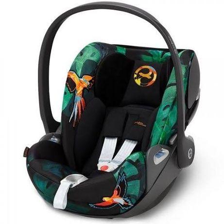 Cybex Cloud Z i-Size детское автокресло Birds of Paradise