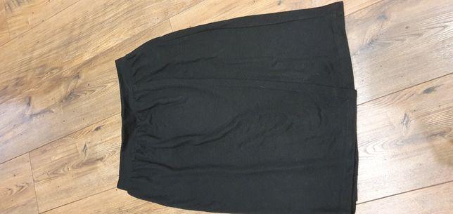 RESERVED ŚLICZNA czarna spódnica spódniczka damska M 38