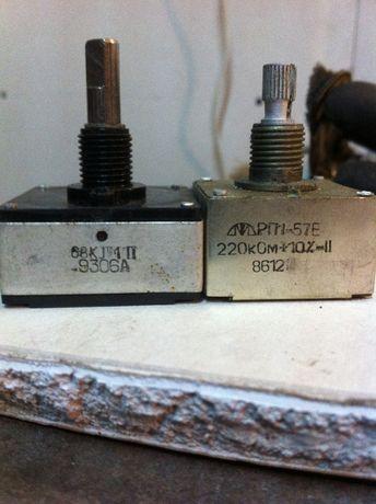 Резистори РП1-57Е
