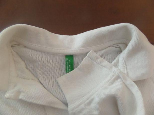 - Polo Benetton 4/5 anos Praticamente novo -