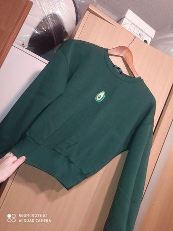 Bluza TALYA zielona avokado