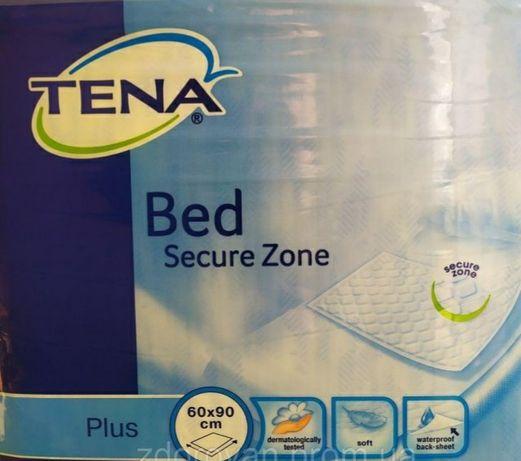 ПеленкиTENA Bed Plus Secure Zone (60х90