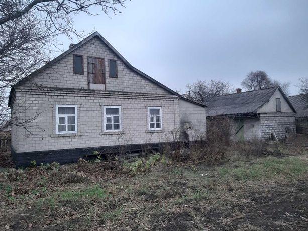 Продам домовладение в п.г.т. Куриловка 25 соток Земли  Vlak