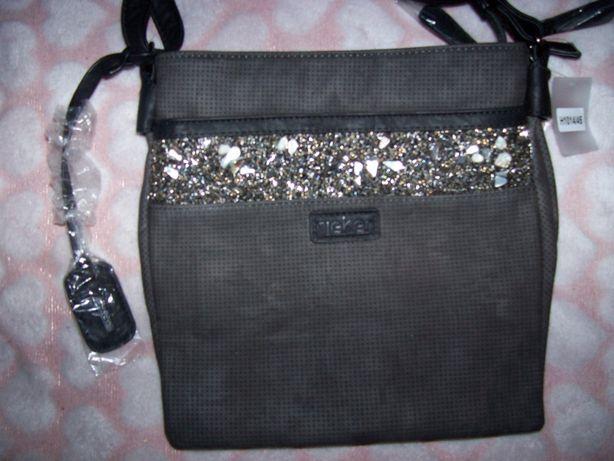 nowa markowa torebka na ramię rikier listonoszka
