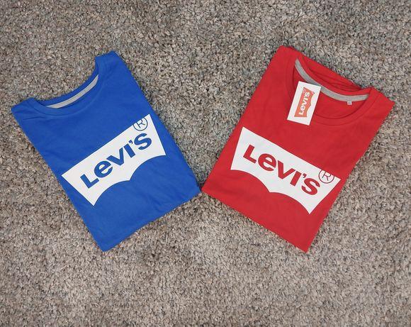 Koszulki damskie i męskie jakość Premium Levi's Hugo Boss
