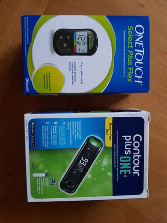 Sprzedam dwa nowe glukometry