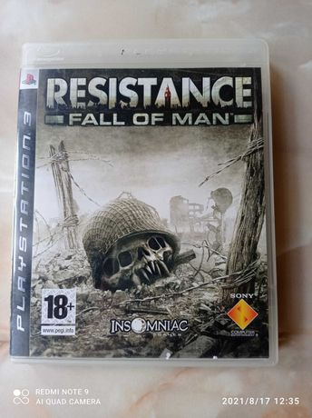 PlayStation 3 Resistance