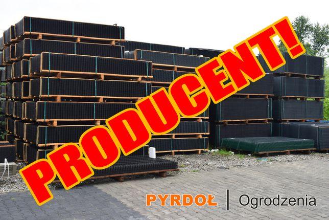 Ogrodzenie panelowe premium. FI 5 MM PODMURÓWKA 30 CM 44 ZŁ
