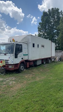 iveco cargo  продам   дом на колёсах  Также возможна продажа без будки