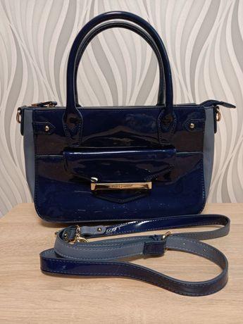 Стильная лаковая сумочка Jasper conran