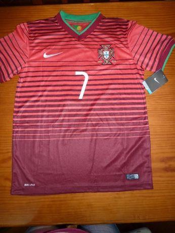 Camisola da selecção nacional GUERREIRO, Tamanho L