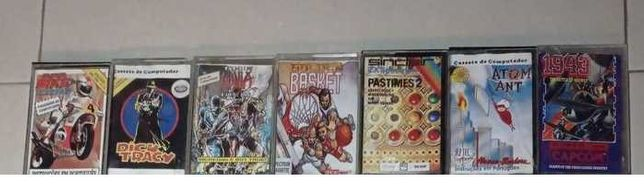 7 jogos Zx Spectrum