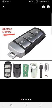 Ключ для Volkswagen cc...