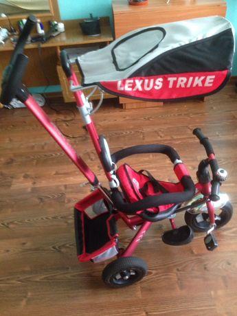 Детский велосипед алюминиевая рама
