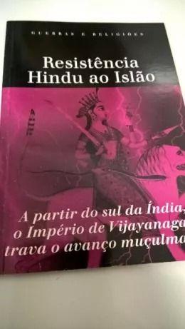 Resistência Hindu ao Islão - Guerras e religiões (portes incluídos)