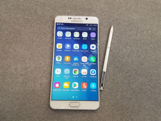 """Samsung Note 5  (4/32 Гб) 5.7"""" NFC,  LTE"""
