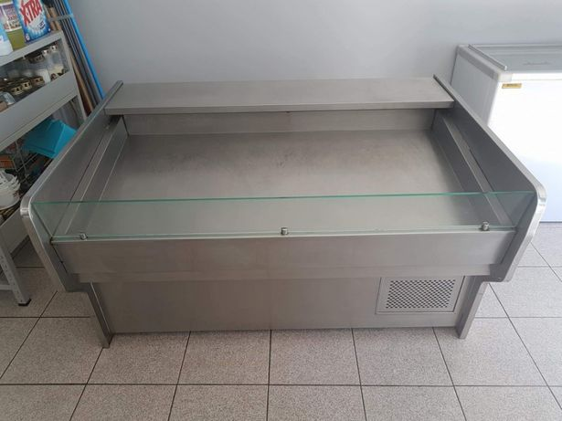 Arca frigorífica em inox