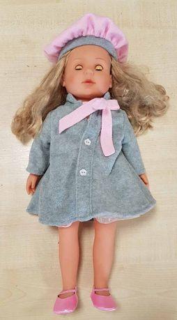 Lalka Bayer design interaktywna lalka wersjka niemiecka