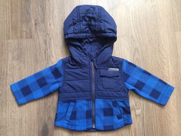 Демисезонная курточка на рост 74-80