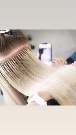 Коррекция , Снятие , Наращивание Волос ! Качественно ! Лучшие ЦЕНЫ