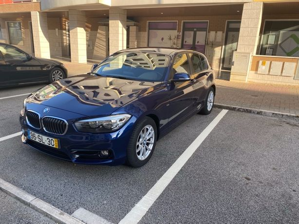 BMW 116d Edynamcs Line Sport