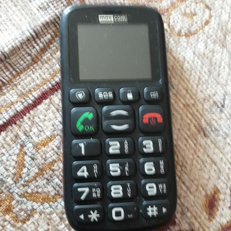 Telefon maxcom dla Seniorów