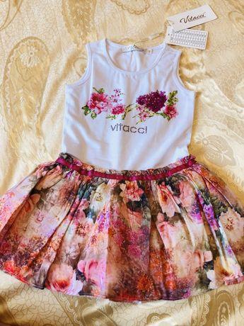 Платье для девочки 92 размер