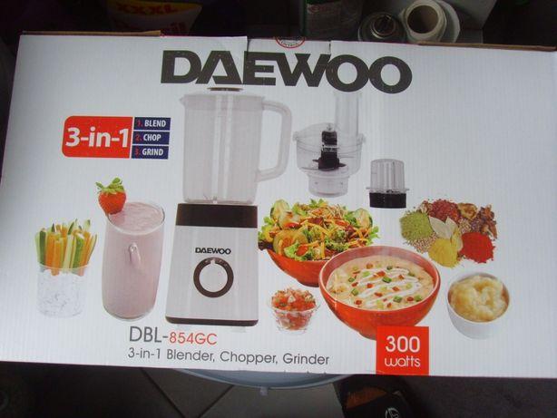 Nowy blender wielofunkcyjny Daewoo na gwarancji
